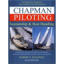 Chapman Piloting & Seamanship (63rd edition)