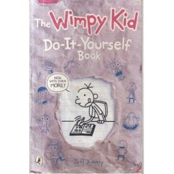 The Diary Of A Wimpy Kid Do-It-Yourself Book