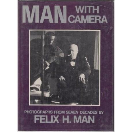 Man With Camera. Photo