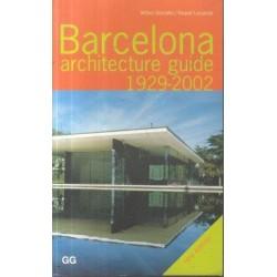Barcelona: Architecture Guide 1929-2002