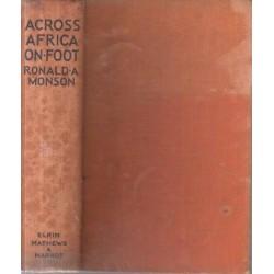 Across Africa on Foot