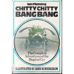 Chitty Chitty Bang Bang: Complete Adventures of the Magical Car