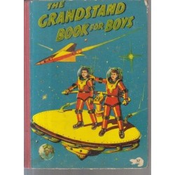 The Grandstand Book for Boys