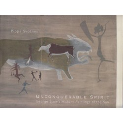 Unconquerable Spirit George Stow's History Paintings Of The San