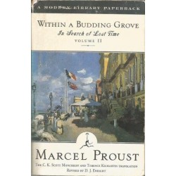 In Search of Lost Time Volume II Within a Budding Grove