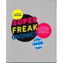 Superfreakonomics (Illustrated Edition)