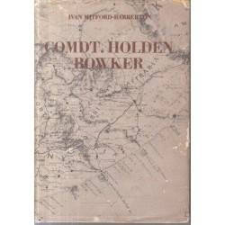 Comdt. Holden Bowker