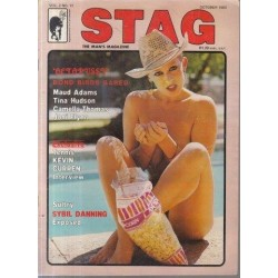 Stag - The Man's Magazine October 1983 (Vol. 02 No. 11)