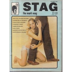 Stag - The Man's Magazine October 1982 (Vol. 02 No. 11)