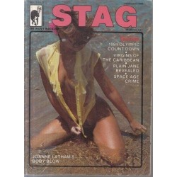 Stag - The Man's Magazine February 1984 (Vol. 03 No. 3)