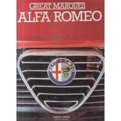 Alfa Romeo - Great Marques