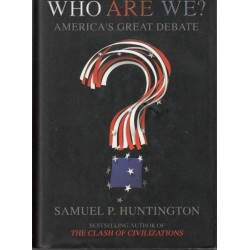 Who Are We? America's Great Debate
