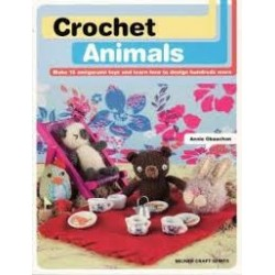 Crochet Animals - Make 15 and Learn How to Design Hundreds More