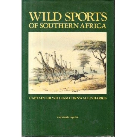 Wild Sports of Southern Africa