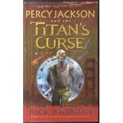 Percy Jackson And The Titan's Curse (Percy Jackson)