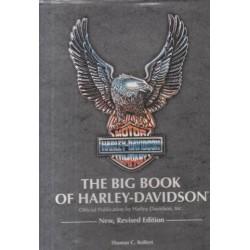 The Big Book Of Harley-Davidson: Official Publication