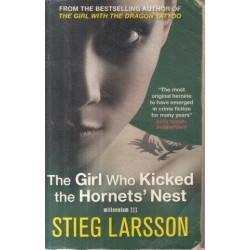 The Girl Who Kicked the Hornet's Nest (Millenium III)