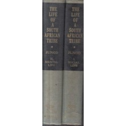 The Life of a South African Tribe, 2 vols