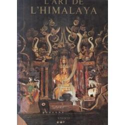L'Art de l'Himalaya, la Peinture Murale et la Sculpture