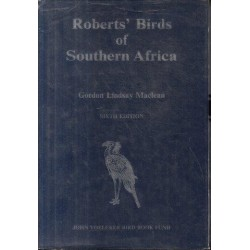 Roberts' Birds of Southern Africa (Signed)