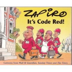 Zapiro: It's Code Red