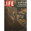 Life Magazine Vol 20. No. 1 January 9 1956 International Edition