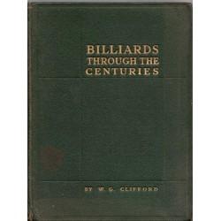 Billiards Through the Centuries