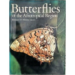 Butterflies Of The Afrotropical Region