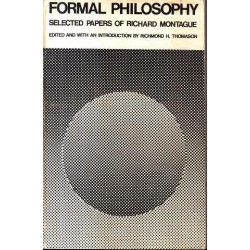 Formal Philosophy -  Selected Papers