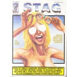 Stag - The Man's Magazine February 1984 (Vol. 03 No. 10)