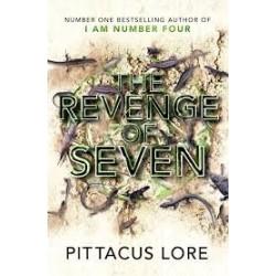The Revenge of Seven (Lorien Legacies 5)