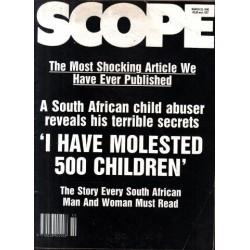 Scope Magazine March 23, 1990 Vol. 25 No 06