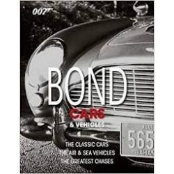 Bond Cars & Vehicles