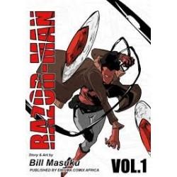 Razor-Man Vol. 1