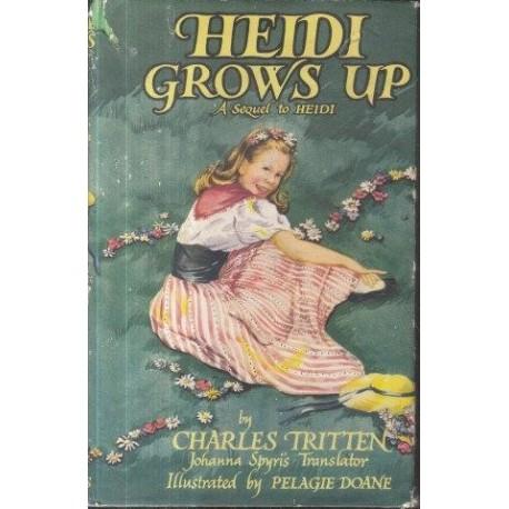 Heidi Grows up