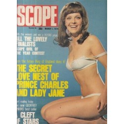 SCOPE Magazine March 1, 1974