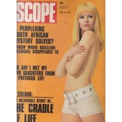 SCOPE Magazine June 23, 1972