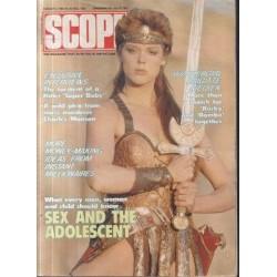 SCOPE Magazine August 9, 1985