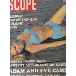 SCOPE Magazine October 3, 1969 Vol. 4 No 20