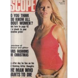 SCOPE Magazine December 15, 1972
