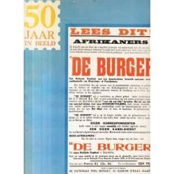 50 Jaar in Beeld - Die Burger 26 Julie 1965 Spesiale Bylae Tot