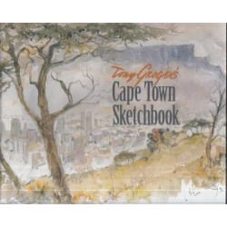 Tony Grogan's Cape Town Sketchbook