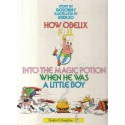 How Obelix Fell into the Magic Potion when he was a Boy