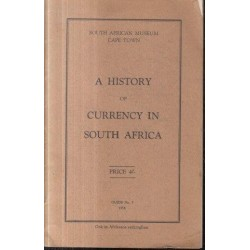 A History of Currency in South Africa