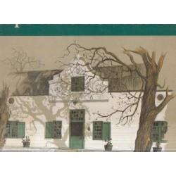 Cape Wine Homesteads