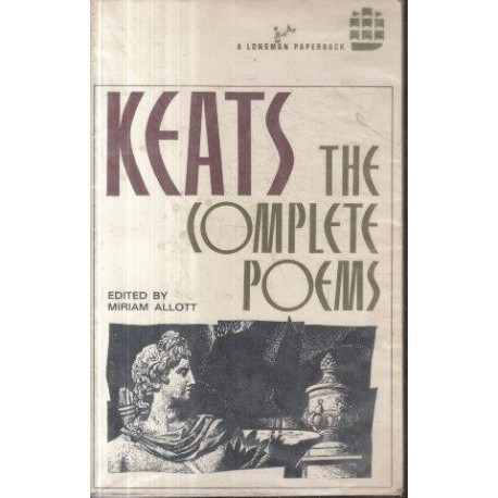 Keats Complete Poetical Works