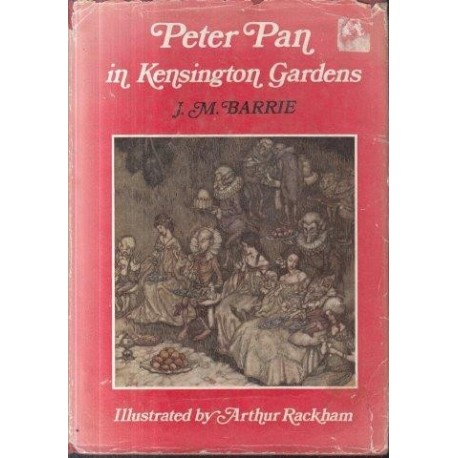 J. M. Barrie's Peter Pan in Kensington Gardens