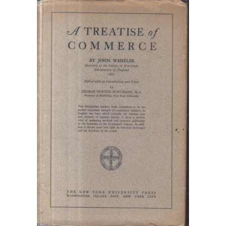 A Treatise of Commerce