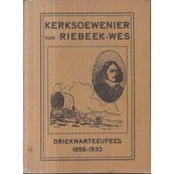 Kerksoewenier van Riebeek-Wes - Driekwarteeufees, 1858-1933