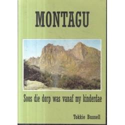 Montagu - Soos die dorp was vanaf my kinderdae